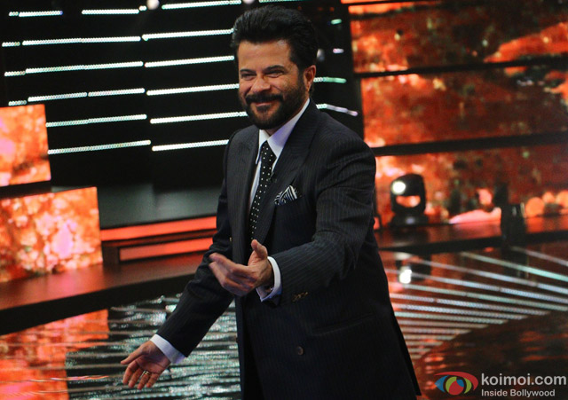 Anil Kapoor at an event