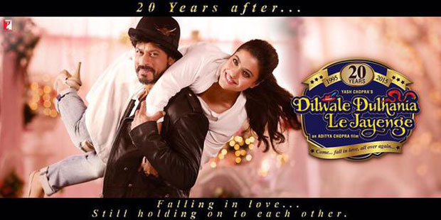 Shah Rukh Khan And Kajol Recreates 'The DDLJ Magic' After 20 Years Of DDLJ
