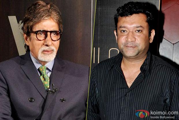 Amitabh Bachchan and Ken Ghosh