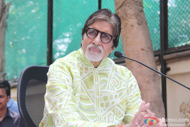Amitabh Bachchan Celebrates 73rd Birthday