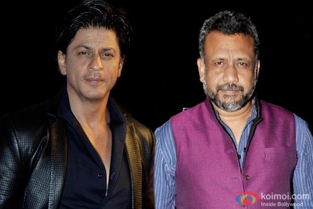 Shah Rukh Khan and Anubhav Sinha