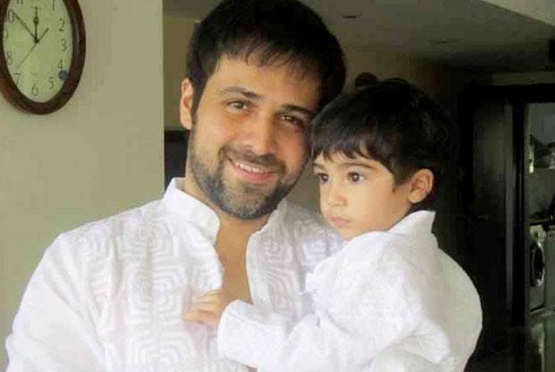 Emraan Hashmi with son Ayan