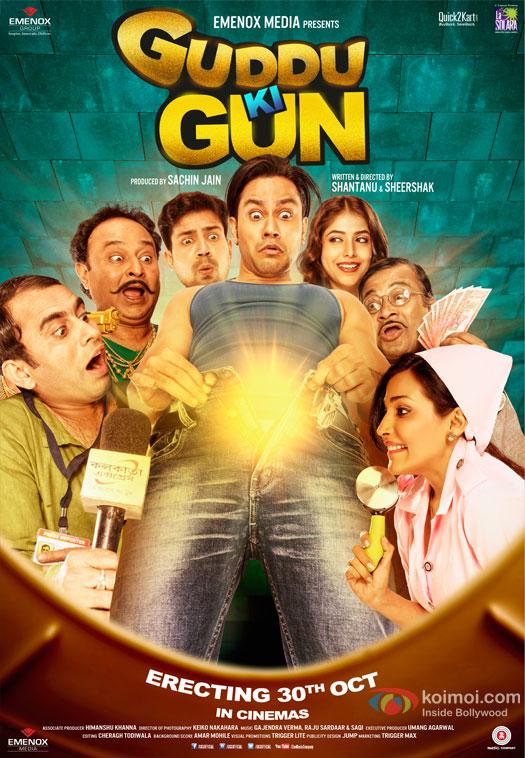 Guddu Ki Gun Movie Poster 2