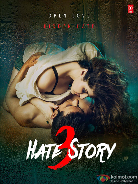 Hate Story 3 Movie Poster 3