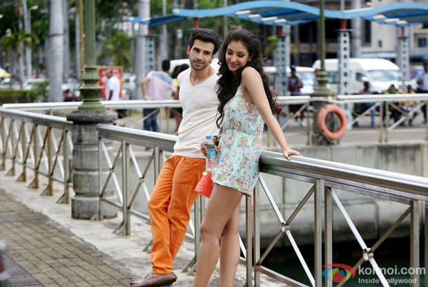 Girish Kumar and Navneet Kaur Dhillon in LoveShhuda Movie Stills Pic 1