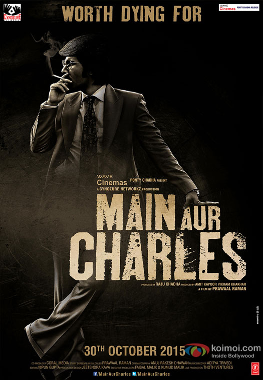 Randeep Hooda starrer Main Aur Charles Movie Poster 1