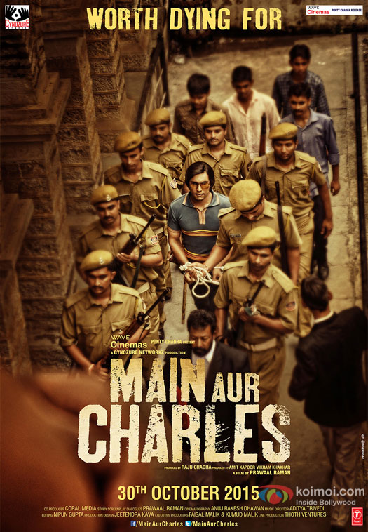 Randeep Hooda starrer Main Aur Charles Movie Poster 2