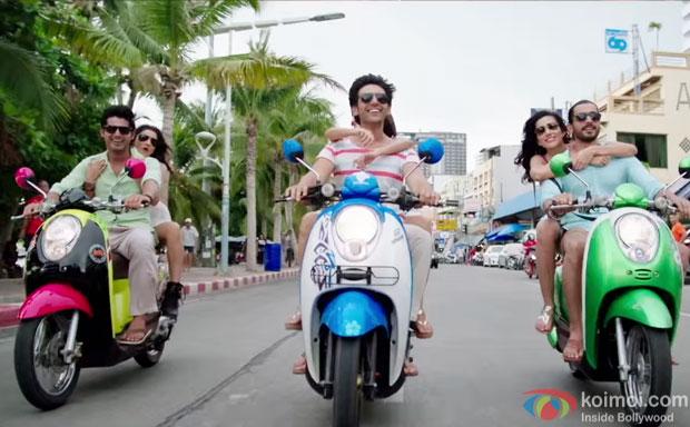 A still from movie 'Pyaar Ka Punchnama 2′