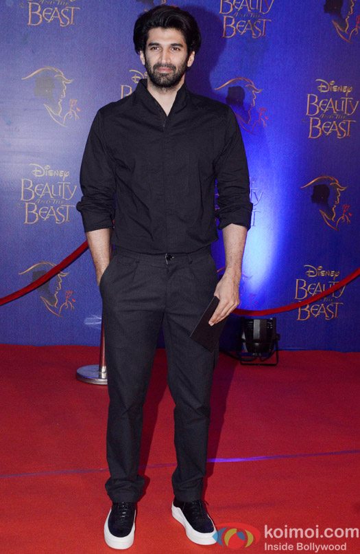 Aditya Roy Kapur at the premier of Disney India's stage musical 'Beauty and the Beast'