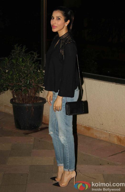Sophie Choudry at Iqra - Shahraan's birthday bash