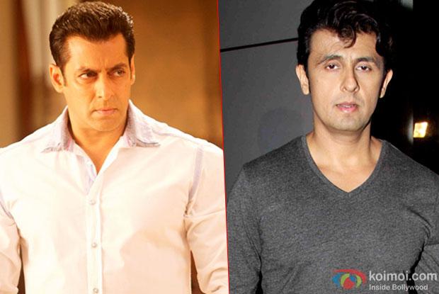 Salman Khan and Sonu Nigam