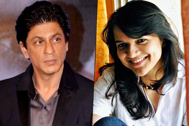 Shah Rukh Khan and Namrata Rao