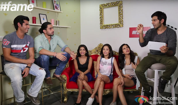 Star Cast Of 'Pyaar Ka Punchnama 2' Get Bajaoed