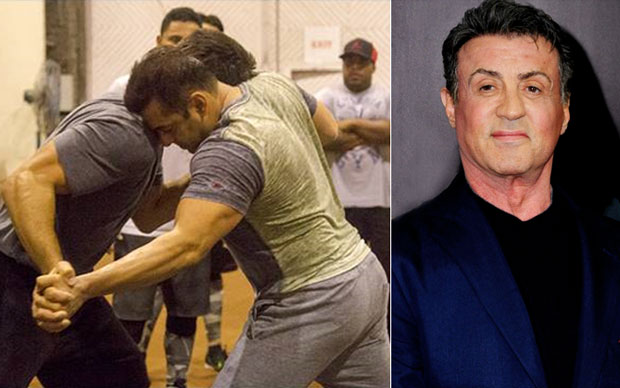 Sylvester Stallone To Play Salman Khan's Coach In 'Sultan'?