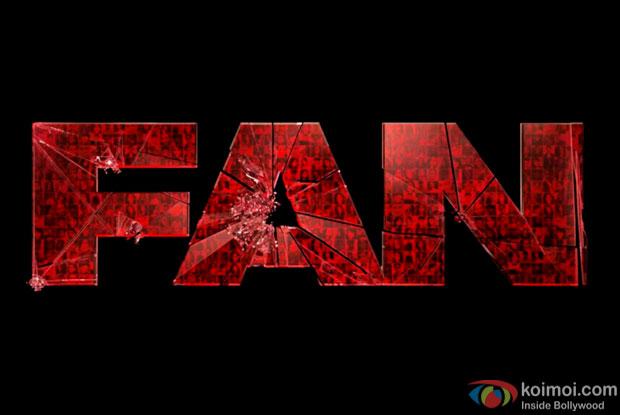 The Official Logo Of Shah Rukh Khan Starrer 'Fan'
