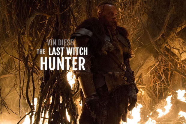A still from 'THE LAST WITCH HUNTER'