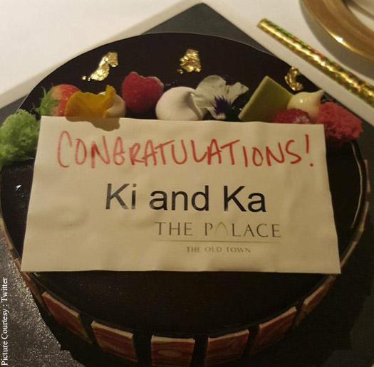 Wrap up party of Ki and Ka