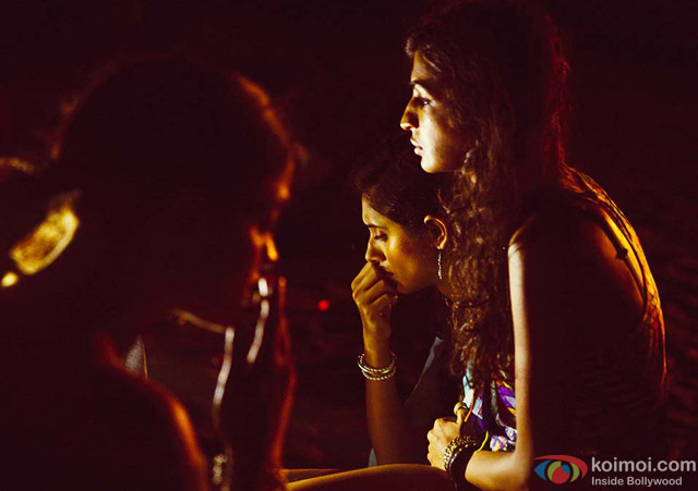 Anushka Manchanda, Pavleen Gujral and Sandhya Mridul in 'Angry Indian Goddesses' Movie Stills Pic 1