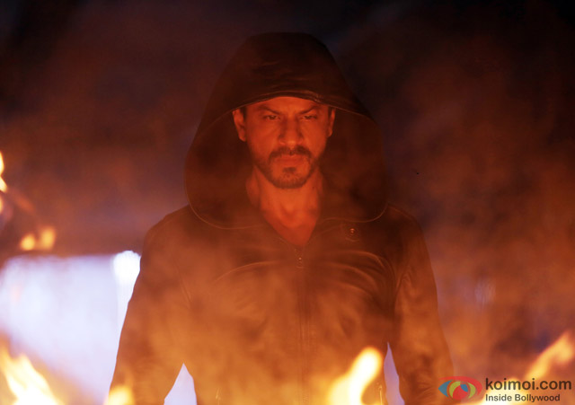 Shah Rukh Khan In 'Dilwale' Movie Stills Pic 2