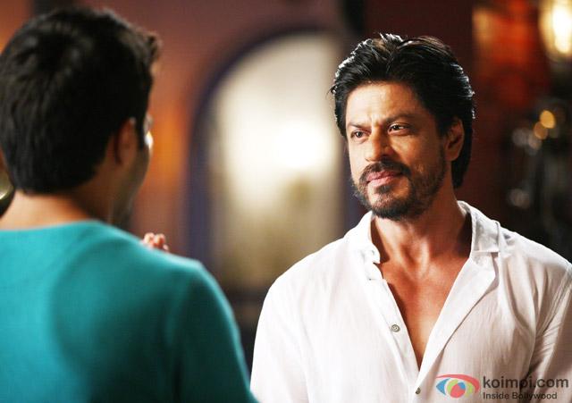 Shah Rukh Khan In 'Dilwale' Movie Stills Pic 3