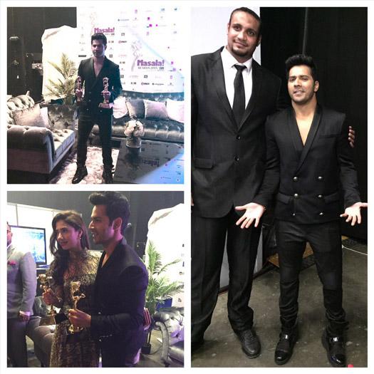 First Win For Varun Dhawan's 'Badlapur' In Dubai