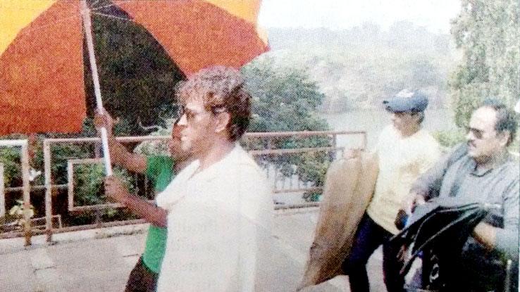 Hrithik Roshan on the shooting location of 'Mohenjo Daro'
