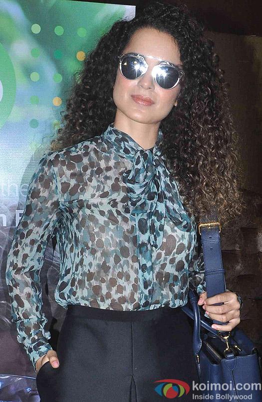 Kangana Ranaut at Jio MAMI 17th Mumbai Film Festival