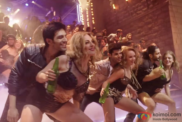 A still from movie 'Pyaar Ka Punchnama 2′