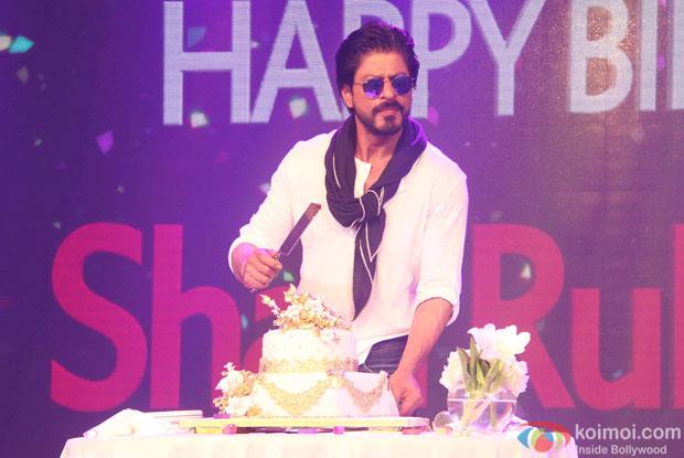 Shahrukh Khan Celebrates His 50th Birthday