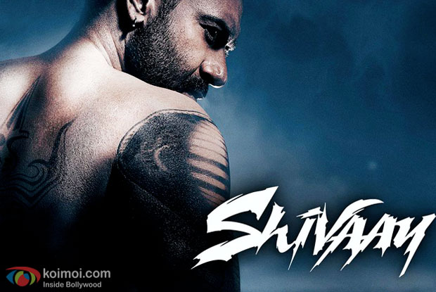Ajay Devgn in a still from 'Shivaay'