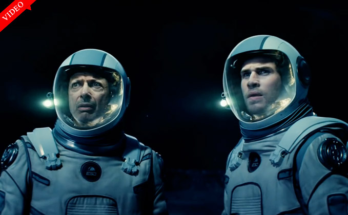 'Independence Day: Resurgence' Trailer Starring Liam Hemsworth Released!