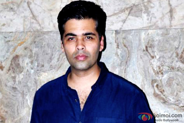 I was effeminate as a child: Karan Johar