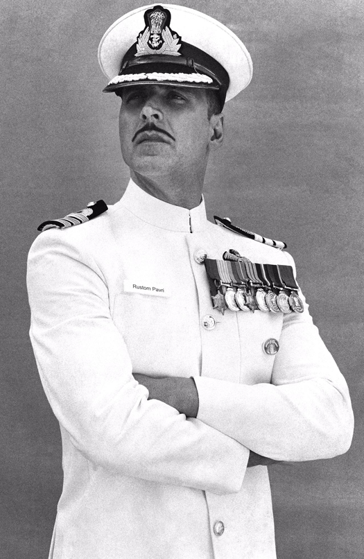 Check Out The First Look Akshay Kumar In The Upcoming Thriller Rustom