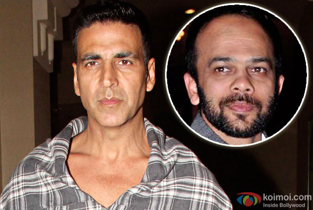 Akshay Kumar To Start Shooting For Rohit Shetty's Next In July This Year