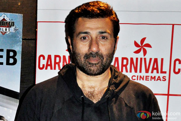 An actor has everything within them: Sunny Deol