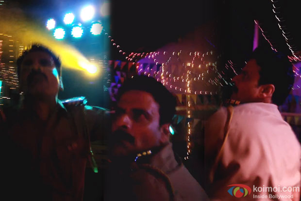Teaser of Manoj Bajpayee starrer- Taandav, Unveiled