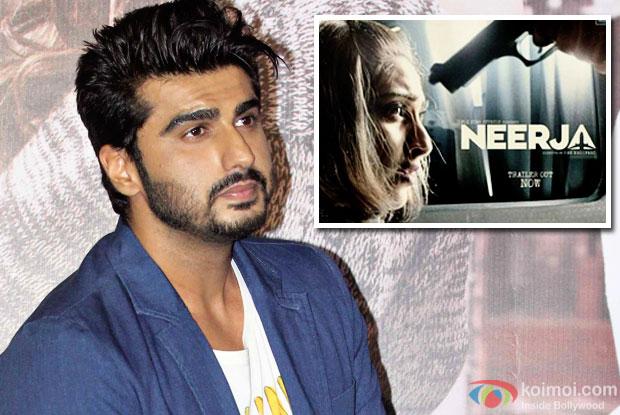 Arjun Kapoor's reason of being hesitant to watch Sonam Kapoor's Neerja