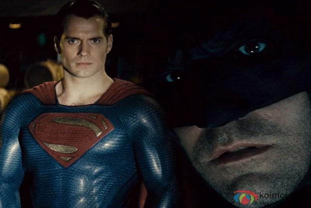 A still from Batman V Superman : Dawn Of Justice