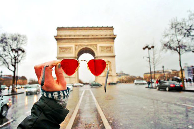 Befikre Kicks Off In Paris - Valentine's Day