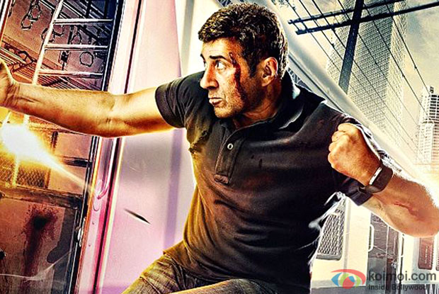 Box Office - Sunny Deol Starrer Ghayal Once Again has a decent Day 1