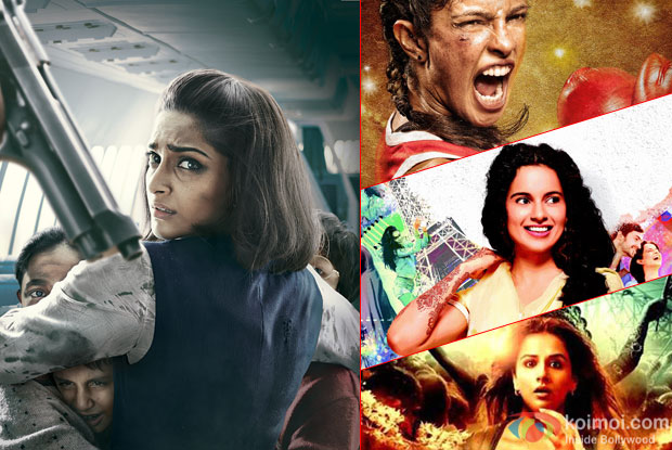 Box Office – Sonam's Neerja set to go past Kahaani, Queen and Mary Kom