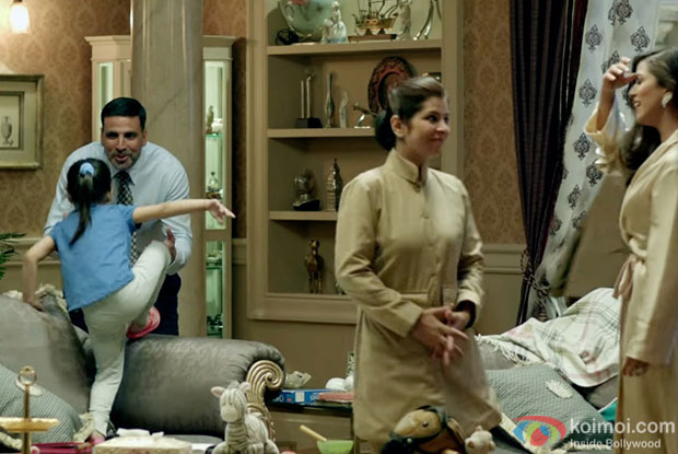 The Lifetime Collection of Akshay Kumar's Airlift