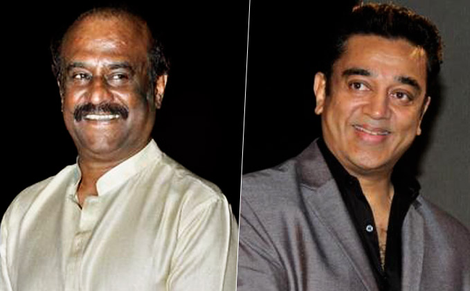 Rajinikanth & Kamal Haasan To Team Up For Lokesh Kanagaraj's Film After 40 Years?
