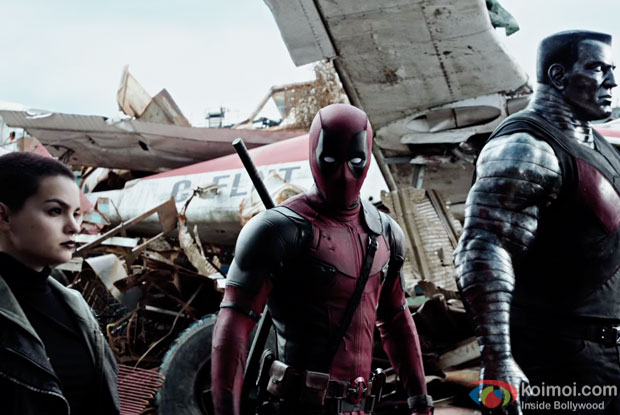 Deadpool : 1st Friday & Saturday Box Office Collections