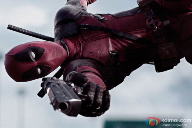 Deadpool : 1st Monday At India Box Office