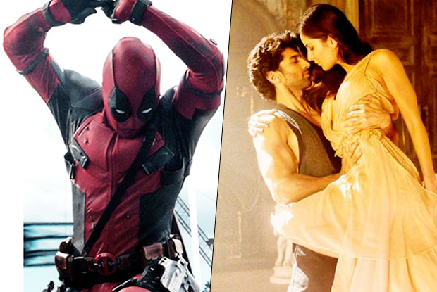 Deadpool Outperforms Bollywood Release Fitoor