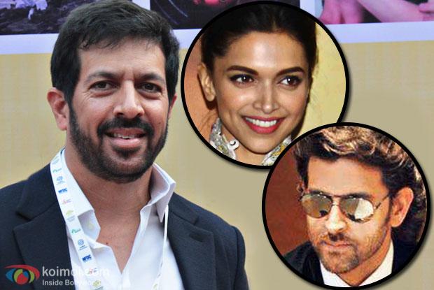 Deepika Padukone & Hrithik Roshan In Kabir Khan's Next?