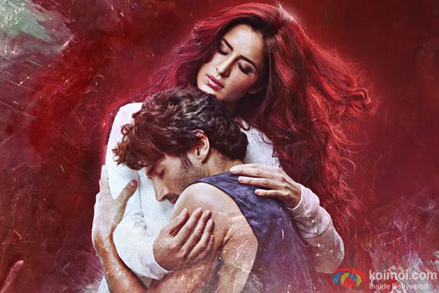 Katrina Kaif and Aditya Roy Kapur in a still from 'Fitoor' movie poster