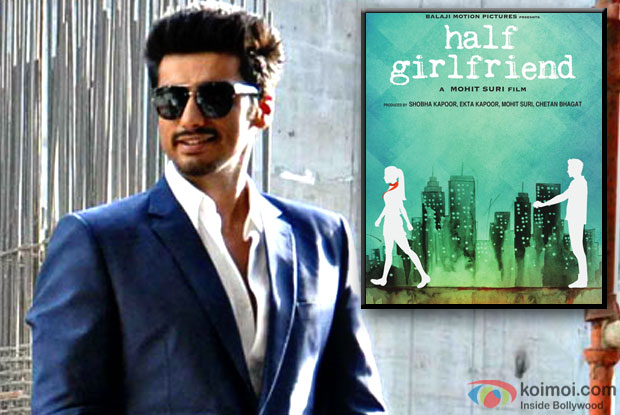 'Half Girlfriend' is not delayed: Arjun Kapoor