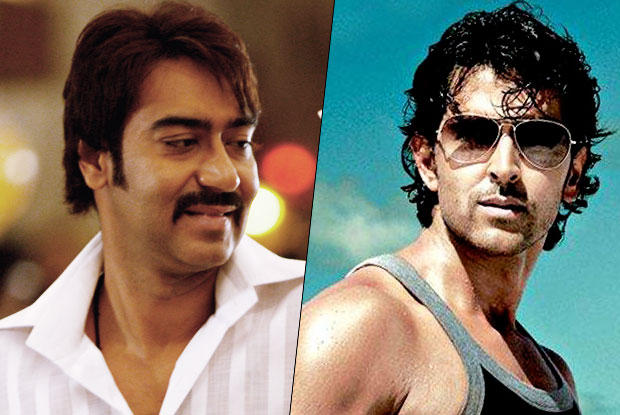 Hrithik Roshan's Kaabil To Clash With Ajay Devgn's Baadshaho?